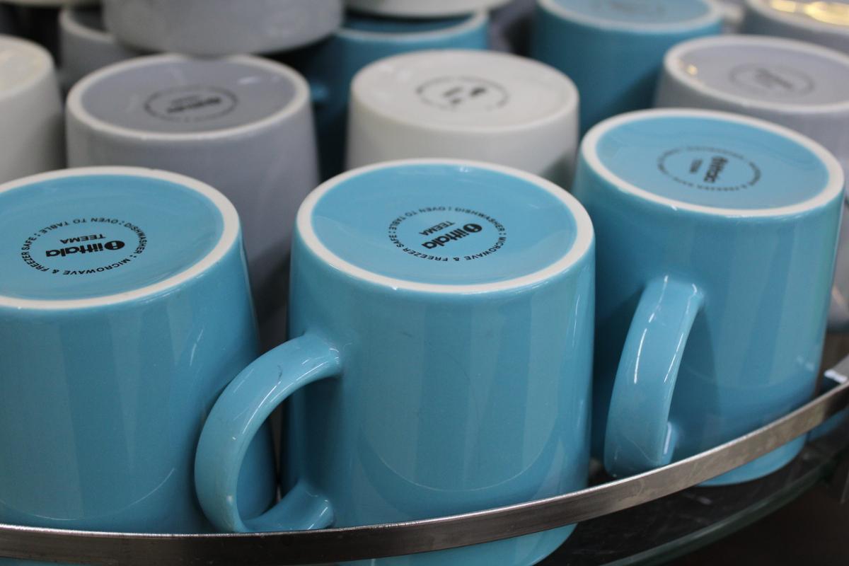 Kahvila Tauko kahvia ja teetä